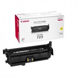 CANON CRG-723 Y Sarı Orijinal Lazer Toner CRG-723Y