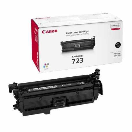 CANON CRG-723 BK Siyah Orijinal Lazer Toner CRG-723BK