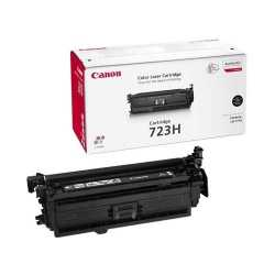 CANON CRG-723 BK H Yüksek Kapasiteli Siyah Orijinal Lazer Toner CRG723BKH
