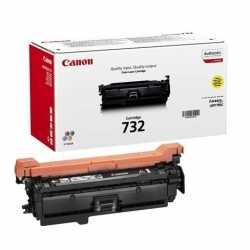 CANON CRG-732 Y Sarı Orijinal Lazer Toner CRG732Y