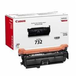 CANON CRG-732 BK Siyah Orijinal Lazer Toner CRG732BK