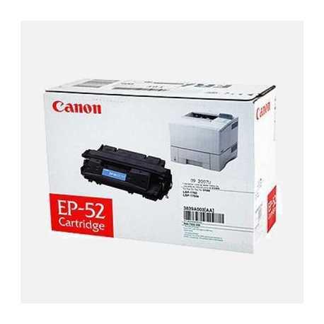 CANON EP-52 Siyah Orijinal Lazer Toner E52