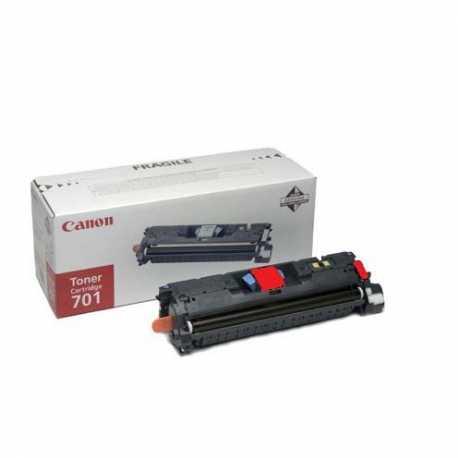 CANON EP-701 M Kırmızı Orijinal Lazer Toner EP701M