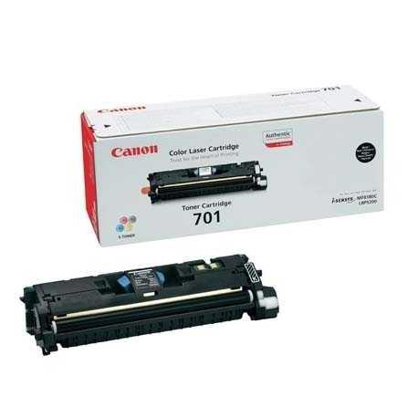 CANON EP-701 BK Siyah Orijinal Lazer Toner EP701BK