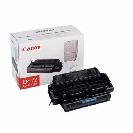 CANON EP-72 BK Siyah Orijinal Lazer Toner EP72BK