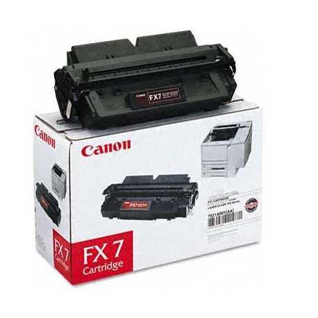 CANON FX-7 BK Siyah Orijinal Lazer Toner FX7BK