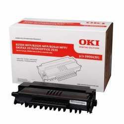 Oki 09004391 B2500 BK Siyah Orijinal Laser Toner Kartuşu