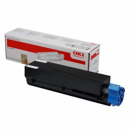 Oki 44992404 B401 BK Siyah Orijinal Laser Toner Kartuşu