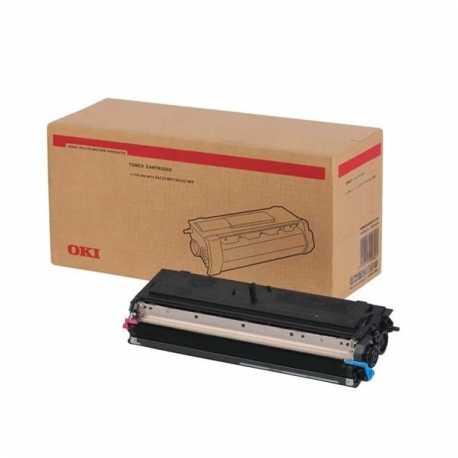 Oki 09004169 B4520 BK Yüksek Kapasiteli Siyah Orijinal Laser Toner Kartuşu