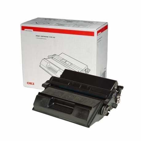 Oki 09004058 B6100 BK Siyah Orijinal Laser Toner Kartuşu