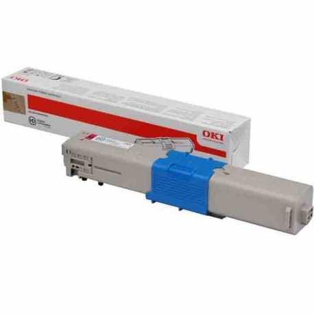 Oki 46508738 C332 M Kırmızı Orijinal Laser Toner Kartuşu