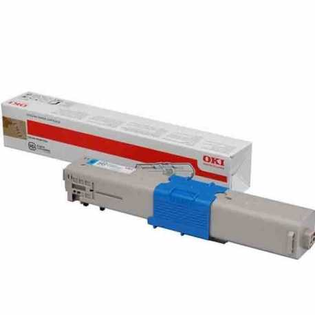 Oki 46508739 C332 C Mavi Orijinal Laser Toner Kartuşu