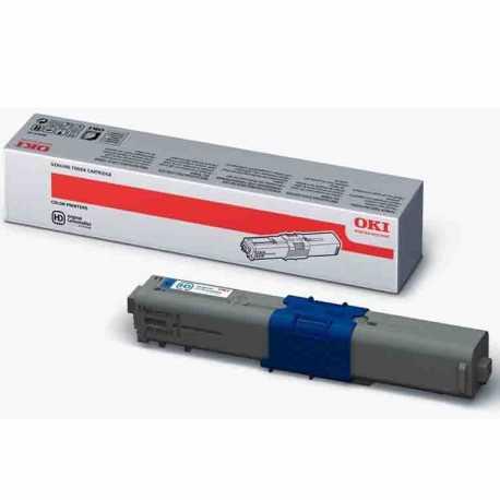Oki 44469754 C510 C Mavi Orijinal Laser Toner Kartuşu