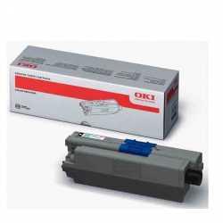 Oki 44469810 C510 BK Siyah Orijinal Laser Toner Kartuşu