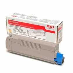 Oki 42127493 C5250 M Kırmızı Yüksek Kapasiteli Orijinal Laser Toner Kartuşu