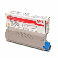Oki 42804572 C5250 C Mavi Orijinal Laser Toner Kartuşu
