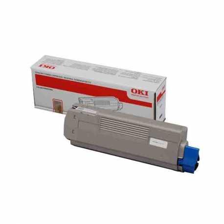 Oki 46490405 C532 Y Sarı Orijinal Laser Toner Kartuşu