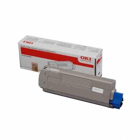 Oki 46490406 C532 M Kırmızı Orijinal Laser Toner Kartuşu
