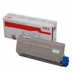 Oki 44318622 C710 M Kırmızı Orijinal Laser Toner Kartuşu