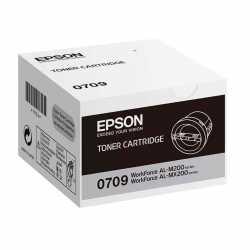 Epson AL-M200 BK Siyah Orijinal Laser Toner Kartuşu C13S050709