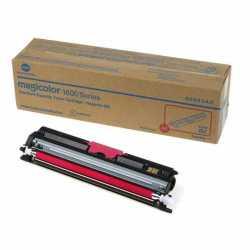 Konica Minolta MagiColor 1600W M Kırmızı Orijinal Toner Kartuşu