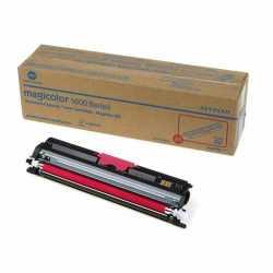 Konica Minolta MagiColor 1600W - A0V30AH Kırmızı Orijinal Toner Kartuşu