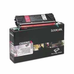Lexmark C522 - C5220MS M Kırmızı Orijinal Laser Toner Kartuşu