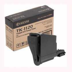 Kyocera Mita TK-1120 (FS-1060DN) Siyah Orijinal Toner Kartuşu