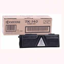 Kyocera Mita TK-130 (FS-1300) Siyah Orijinal Toner KartuşuKyocera Mita TK-140 (FS-1100) Siyah Orijinal Toner Kartuşu