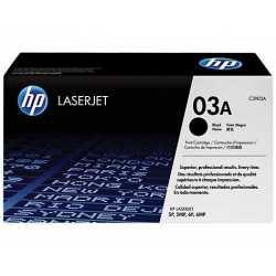 HP 03A Siyah Orijinal LaserJet Toner Kartuşu (C3903A)