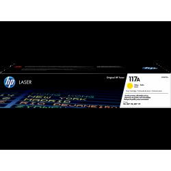 HP 117A - W2072A Sarı / Yellow Orijinal Lazer Toner 117 A