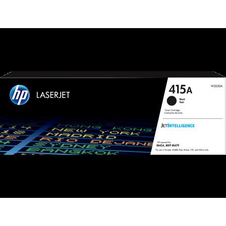HP 415A - W2030A Siyah / Black Orijinal LaserJet Toner 415 A