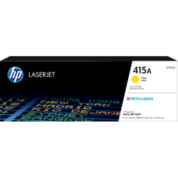 HP 415A - W2031A Mavi / Cyan / Camgöbeği Orijinal LaserJet Toner 415 A
