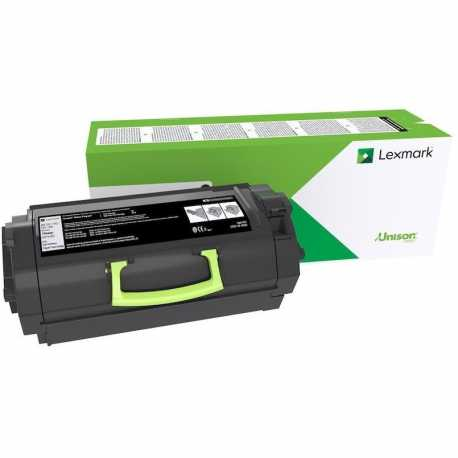 Lexmark 56F5U0E - MS521-MS621 BK Siyah Orijinal Laser Toner Kartuşu
