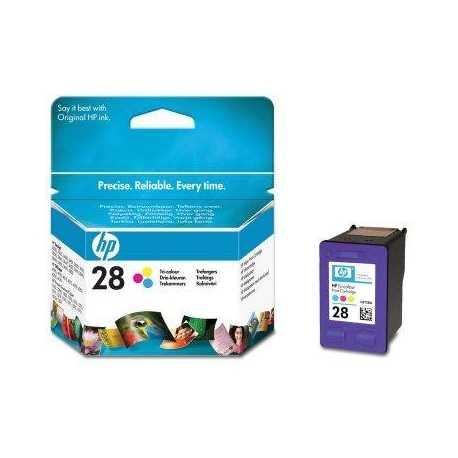 HP 28 SİYAH MUADİL KARTUŞ HP C8728A