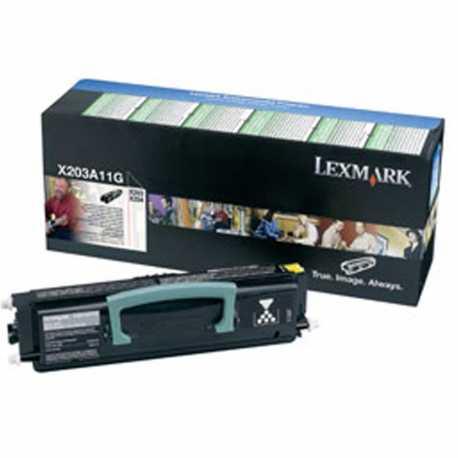 LEXMARK X203A11G X203-X204 SIFIR SİYAH MUADİL TONER