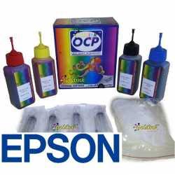 OCP EPSON KARTUŞ DOLUM SETİ - OCP SET