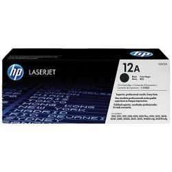 HP Q2612A SİYAH ORİJİNAL SIFIR TONER 12A