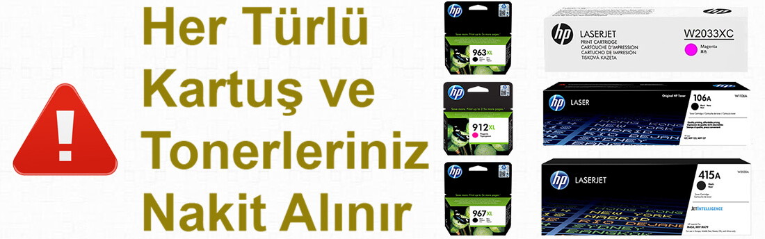 ucuz orjinal muadil spot toner kartuş toptancı bayi